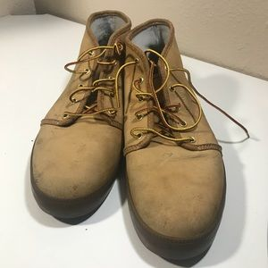 Lowcut timberlands